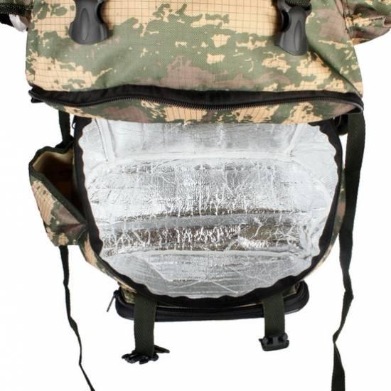 Begati Büyük Boy Körüklü Outdoor Kamp Dağcı Sırt Çantası 70+10 Lt